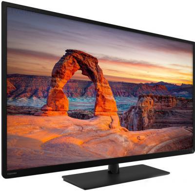 Телевизор Toshiba 50L2353RK - полубоком