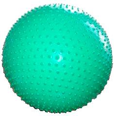 Фитбол массажный Cosmic GB02 (зеленый) - общий вид