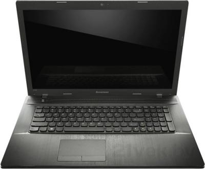 Ноутбук Lenovo IdeaPad G700 (59391958) - фронтальный вид