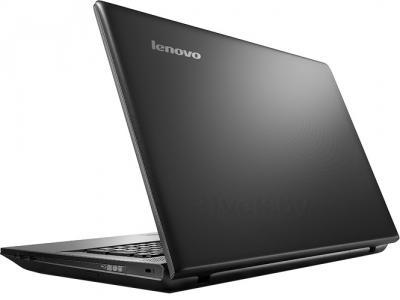 Ноутбук Lenovo IdeaPad G700 (59391958) - вид сзади