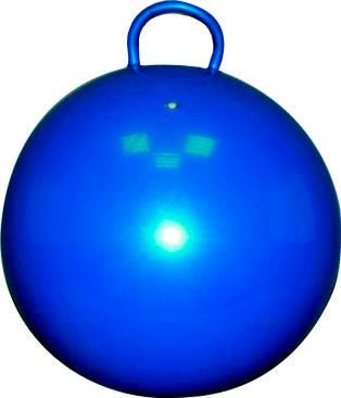 Фитбол с ручкой Cosmic GB04 (голубой) - общий вид