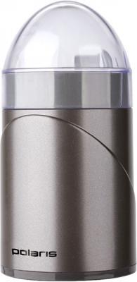 Кофемолка Polaris PCG 0914 (серый) - общий вид