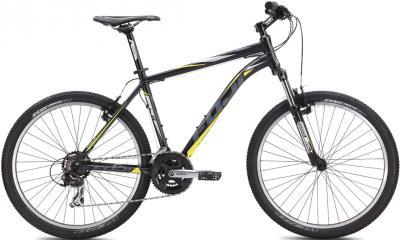 Велосипед Fuji Nevada 1.9 (15, Black, 2014) - общий вид