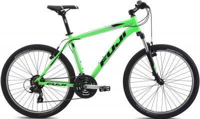 Велосипед Fuji Nevada 1.9 (17, Green, 2014) - общий вид