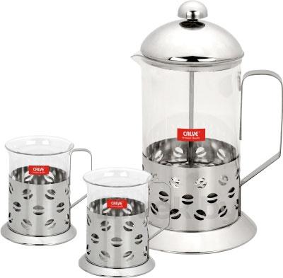 Набор для чая/кофе Calve CL-1589 - общий вид