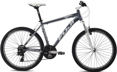Велосипед Fuji Nevada 1.9 (23, Dark Gray, 2014) - общий вид