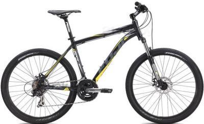 Велосипед Fuji Nevada 1.9 Disc (19, Black, 2014) - общий вид