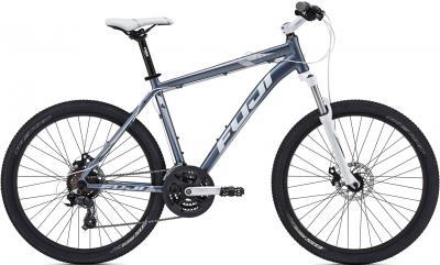 Велосипед Fuji Nevada 1.9 Disc (23, Dark Gray, 2014) - общий вид