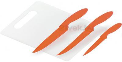 Набор ножей Calve CL-3102 - в оранжевом цвете