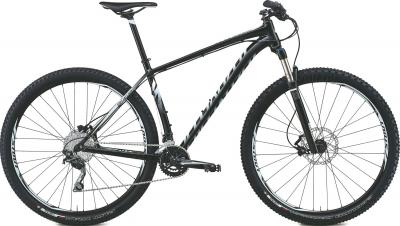 Велосипед Specialized Crave 29 (M, Black-Green-White, 2014) - общий вид