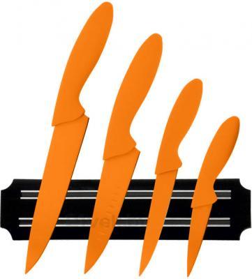 Набор ножей Calve CL-3109 - в оранжевом цвете