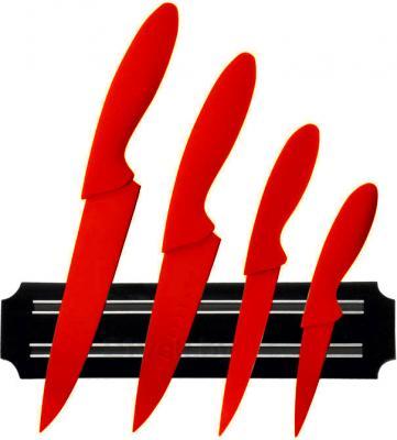 Набор ножей Calve CL-3109 - в красном цвете