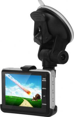 Автомобильный видеорегистратор IconBIT DVR FHD QX2 - дисплей