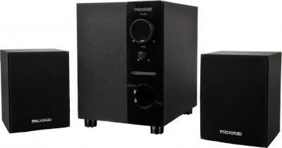 Мультимедиа акустика Microlab M-109 (Black) - общий вид