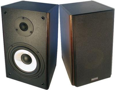 Мультимедиа акустика Microlab Solo 1 (Wood) - общий вид