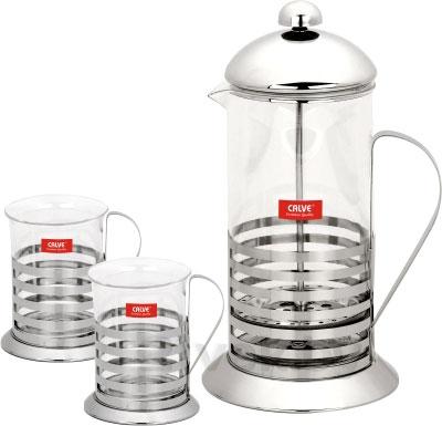 Набор для чая/кофе Calve CL-1592 - общий вид