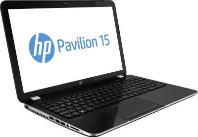 Ноутбук HP Pavilion 15-e026sr (E3Y92EA) - общий вид