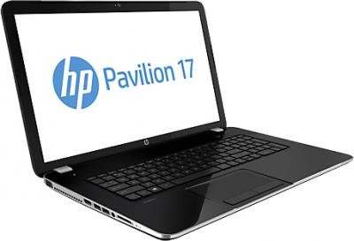 Ноутбук HP Pavilion 17-e025sr (E3Z50EA) - общий вид