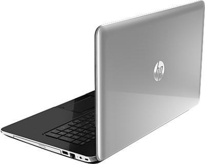 Ноутбук HP Pavilion 17-e025sr (E3Z50EA) - вид сзади