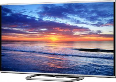 Телевизор Sharp LC80LE857RU - полубоком