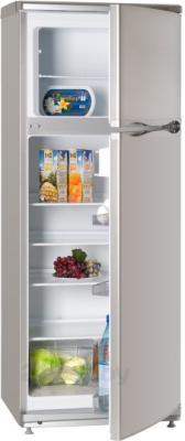 Холодильник с морозильником ATLANT МХМ 2808-60 - полуоткрытый вид