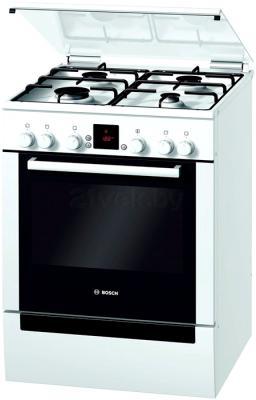 Кухонная плита Bosch HGV645223R - общий вид