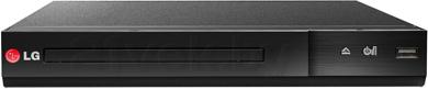 DVD-плеер LG DP132 - общий вид