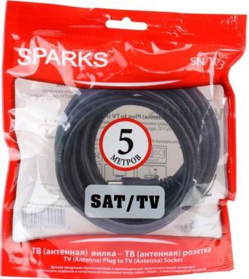 Коаксиальный кабель Sparks SN1073 - общий вид