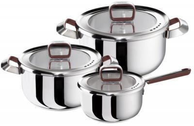 Набор кухонной посуды Tefal B860S254 - общий вид
