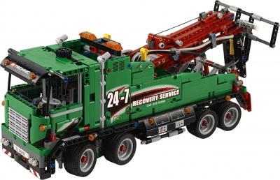 Конструктор Lego Technic Машина техобслуживания (42008) - общий вид