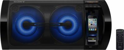 Портативная колонка Sony RDH-GTK17iP - общий вид