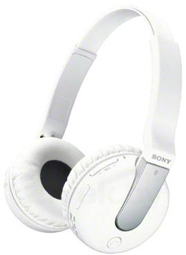 Наушники-гарнитура Sony DR-BTN200W (White) - общий вид