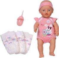 Кукла-младенец Zapf Creation Baby Born Нежный сон (817773) -