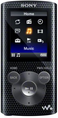 MP3-плеер Sony NWZ-E383B - общий вид