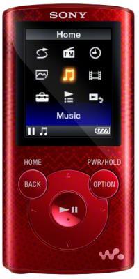 MP3-плеер Sony NWZ-E383R - общий вид