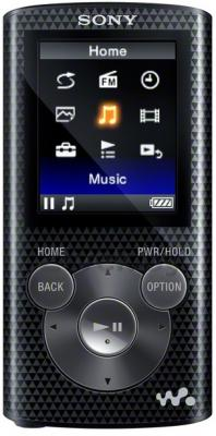 MP3-плеер Sony NWZ-E384B - общий вид