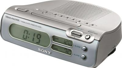 Радиочасы Sony ICF-C273L - общий вид