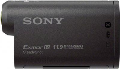 Экшн-камера Sony HDR-AS30VE - вид сбоку