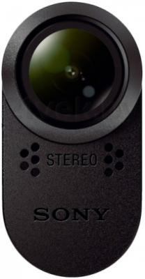 Экшн-камера Sony HDR-AS30VE - вид спереди