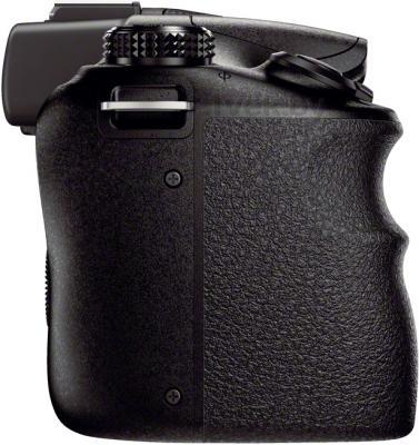 Беззеркальный фотоаппарат Sony ILC-E3000KB - вид сбоку