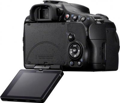 Зеркальный фотоаппарат Sony Alpha SLT-A65X - общий вид