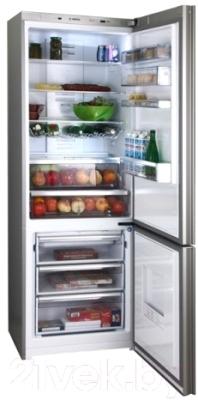 Холодильник с морозильником Bosch KGN49SQ21R