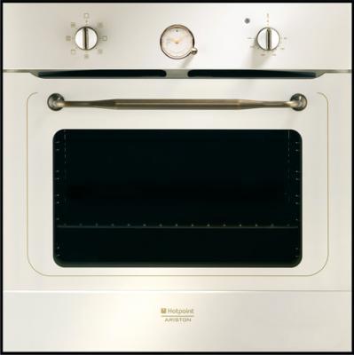 Электрический духовой шкаф Hotpoint FHR 640 (OW)/HA S - общий вид