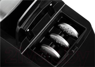 Мясорубка электрическая Bosch MFW68640 - хранение насадок