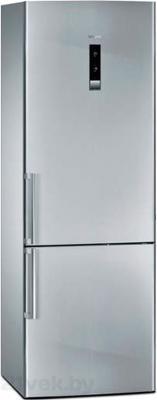 Холодильник с морозильником Siemens KG49NAZ22 - общий вид