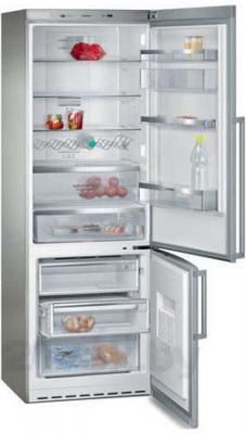 Холодильник с морозильником Siemens KG49NAZ22 - внутренний вид