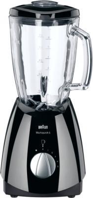 Блендер стационарный Braun MX 2050 (Black) - общий вид