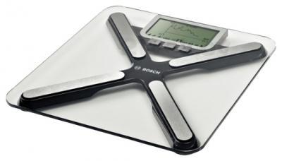 Напольные весы электронные Bosch PPW7170 - полубоком