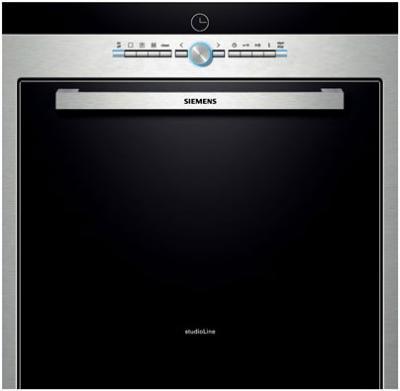 Электрический духовой шкаф Siemens HB38G4580 - общий вид