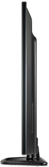Телевизор LG 47LN548C - вид сбоку